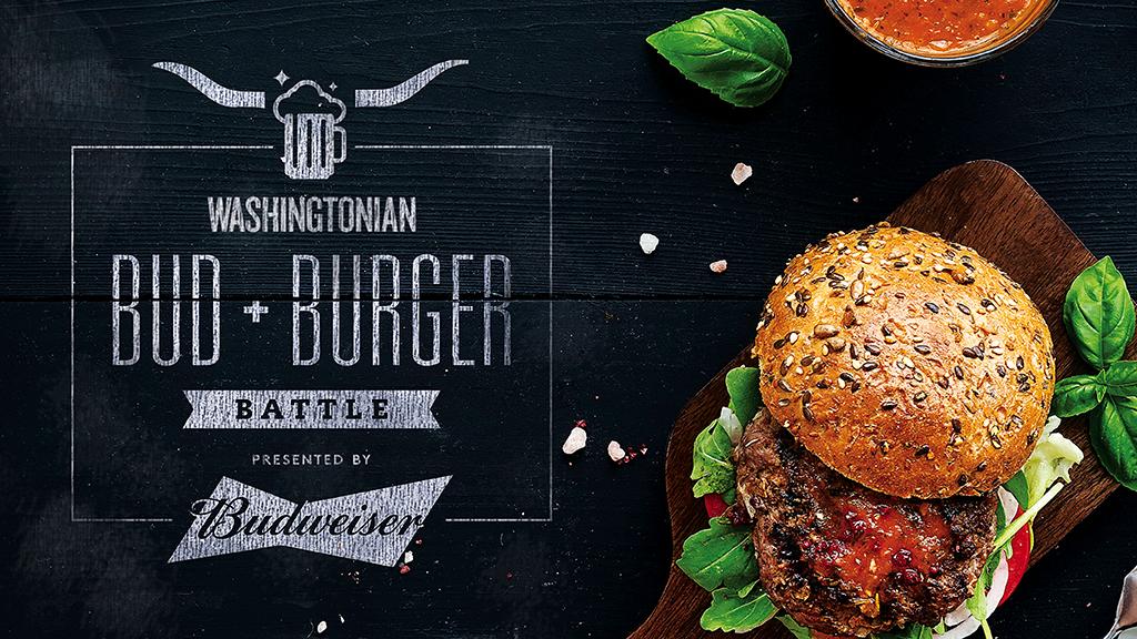 Washingtonian's Beer & Burger Battle