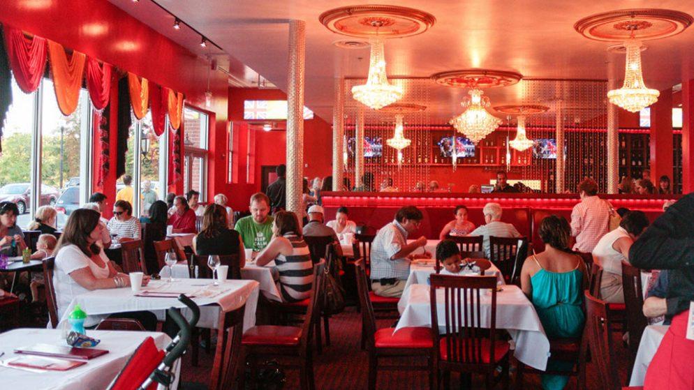 Cheap Eats 2016: London Curry House