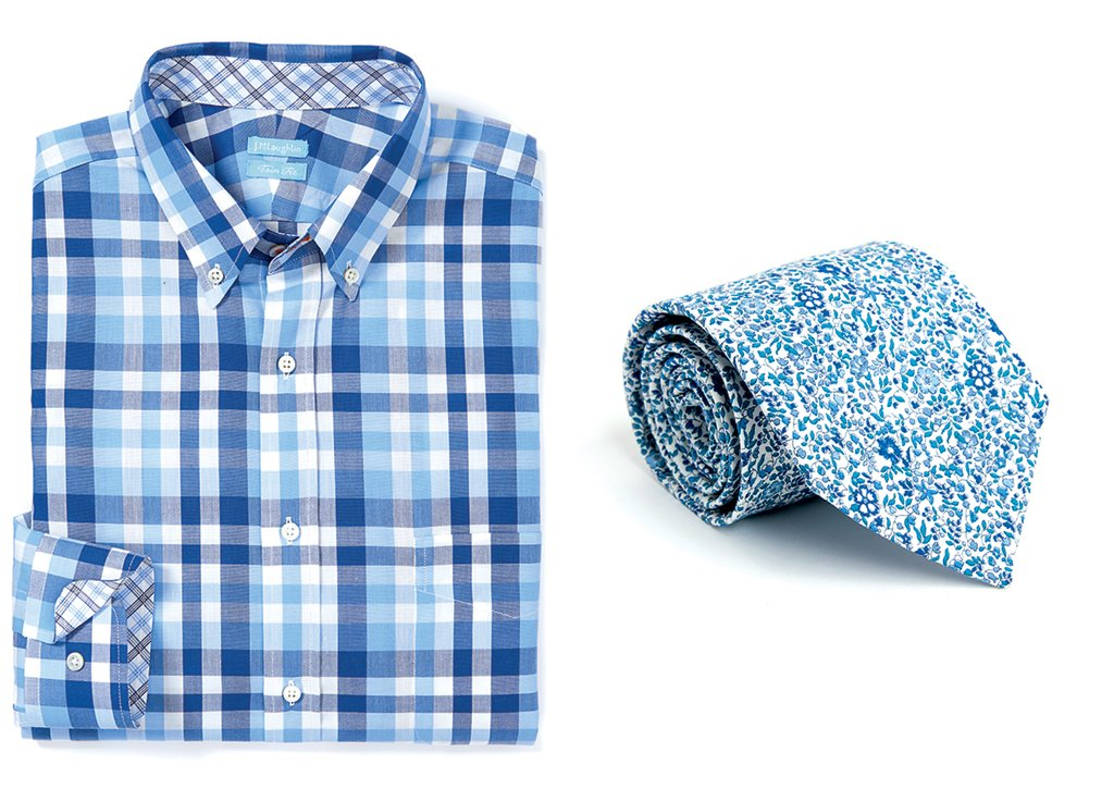what to wear to work mens style blue