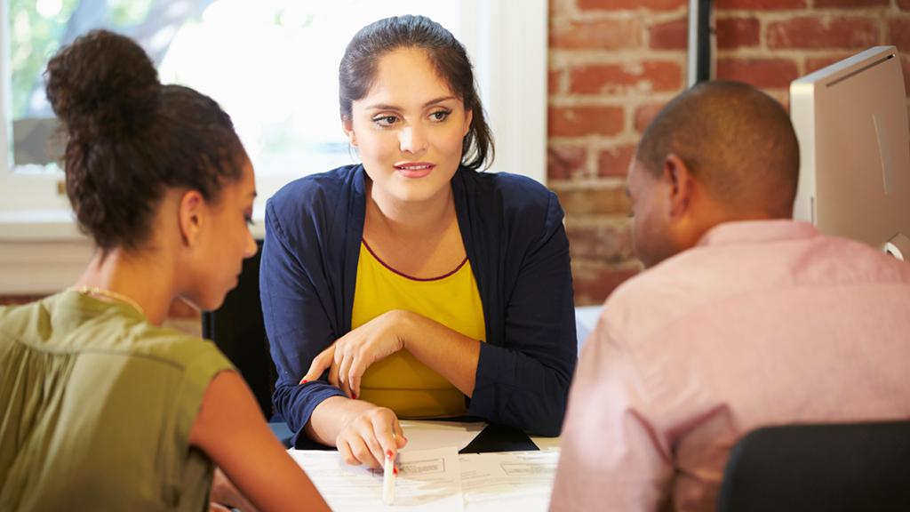 financial adviser questions