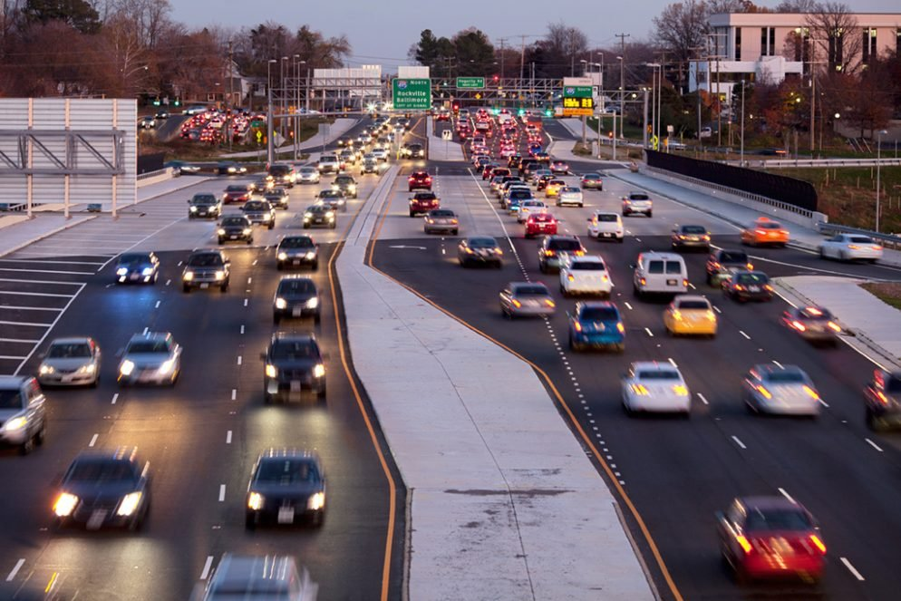 Driving in DC: A Crash Course on the Grid System