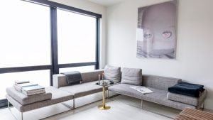 How a Scandinavian Artist Transformed a Cookie-Cutter 14th Street Apartment