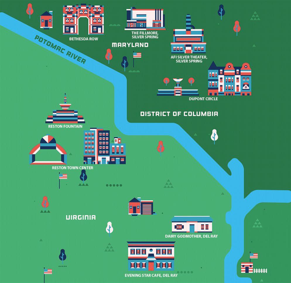 The Best Value Neighborhoods in Washington DC