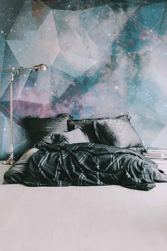 """Constellation Wall Mural"" by Ane Wall Decor."