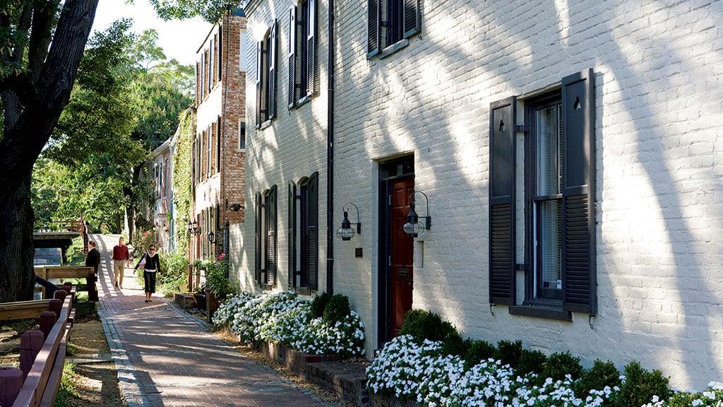 washington neighborhood