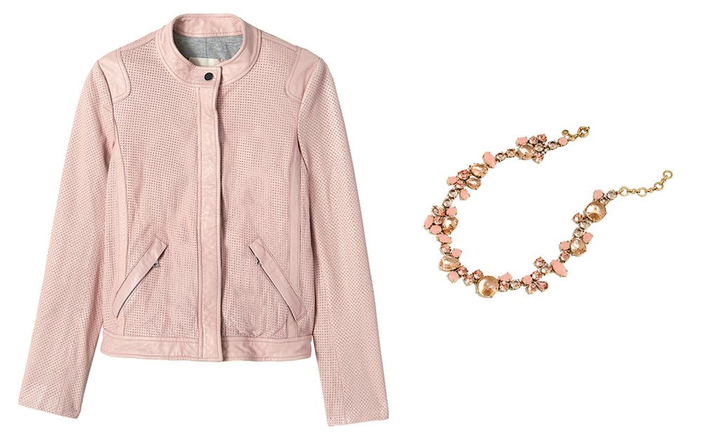 what to wear to work womens style pink