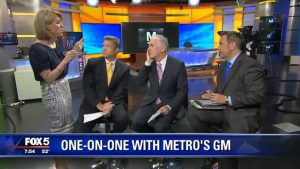 Fox 5's Big Interview With Metro GM Paul Wiedefeld Was Really All About Fox 5