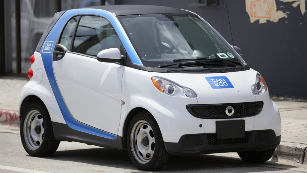 Car2go Users Can Soon Drive One Way Between Dc And Arlington