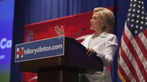 "Hillary Clinton Says She Will Be ""Vocal Champion"" for DC Statehood"