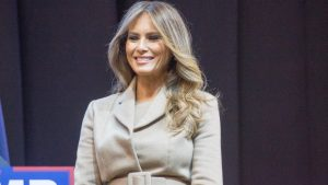 Melania Trump Settles Lawsuit With Maryland Blogger