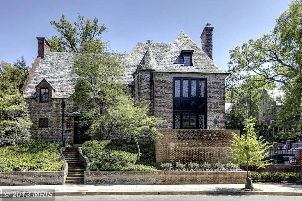 Here's the Kalorama Home Where the Obamas Will Live After Leaving the White House