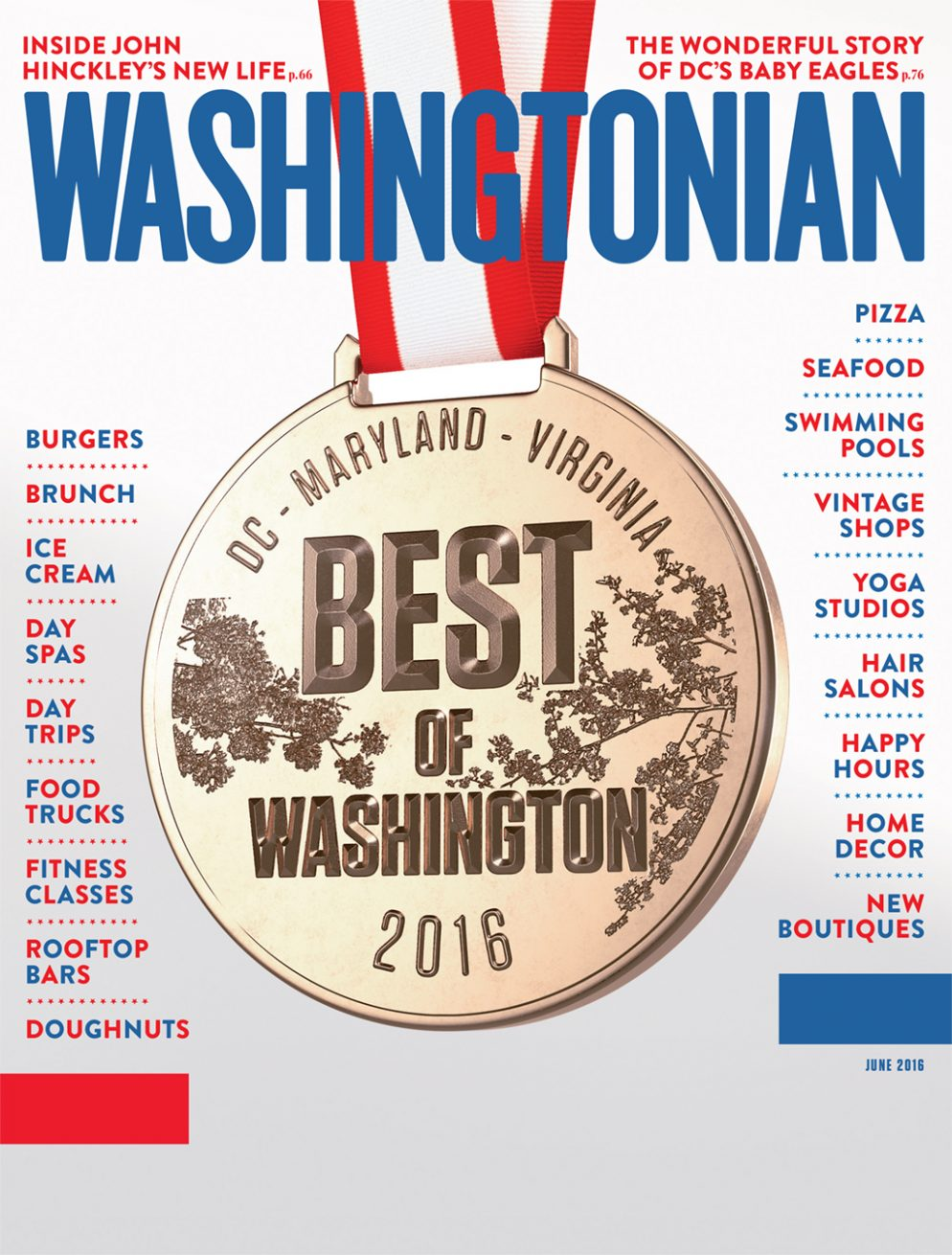 June 2016: Best of Washington