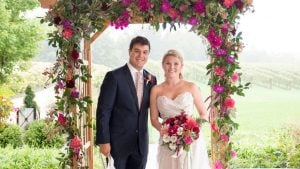 Anthropologie Fans Will LOVE This Colorful Pippin Hill Wedding
