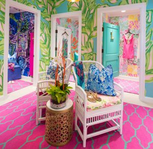 In the Most Georgetown of all Georgetown Store Openings, Lilly Pulitzer is Now on Wisconsin Avenue