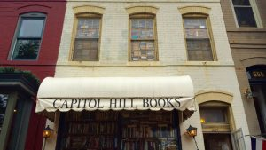 Capitol Hill Books Has DC's Most Curmudgeonly Store Owner
