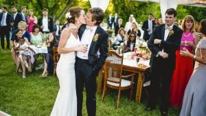 How One Couple Transformed a Virginia Estate into the Ultimate Southern Lawn Party Wedding