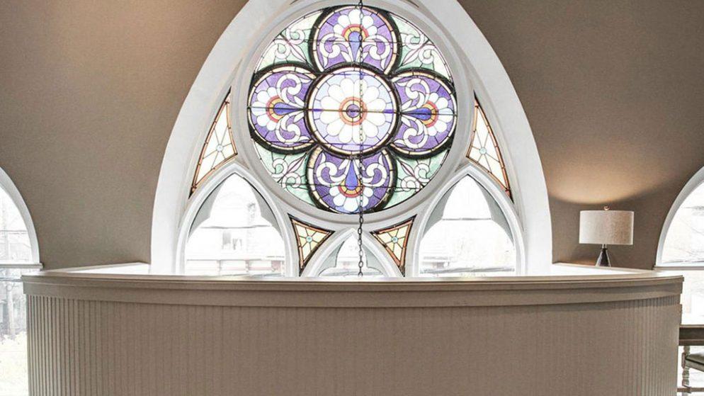Listings We Love: A Modern Loft In A 19th-Century Church