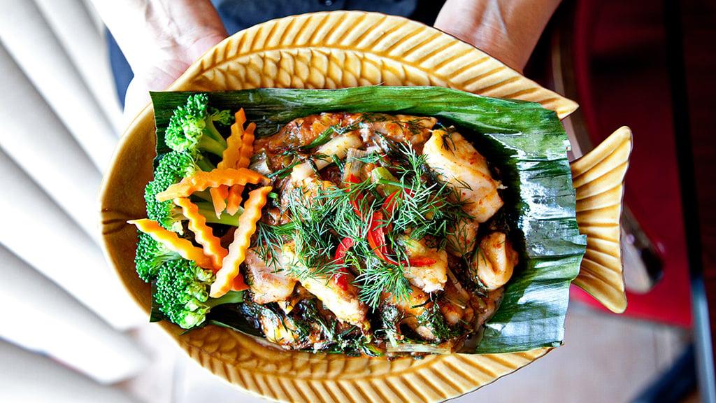 Cheap Restaurants Large Groups. Bangkok Golden Cheap Eats 2016, Thai restaurant