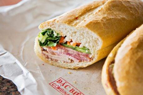 Bánh Mì DC Sandwich
