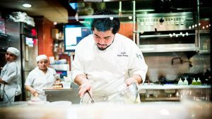 Rufino Bautista is the New Executive Chef at Estadio