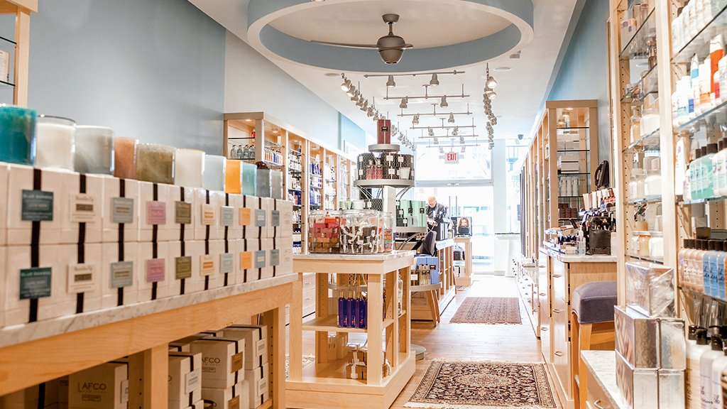 places to shop in georgetown