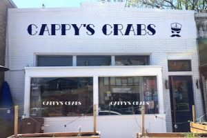 Cappy's Crabs Opens in Petworth on Friday with Hot Hard-Shells, Pitcher Beers