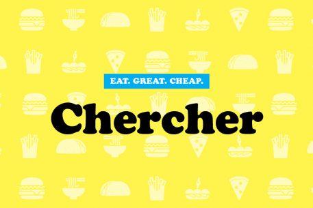 Cheap Eats 2016: Chercher