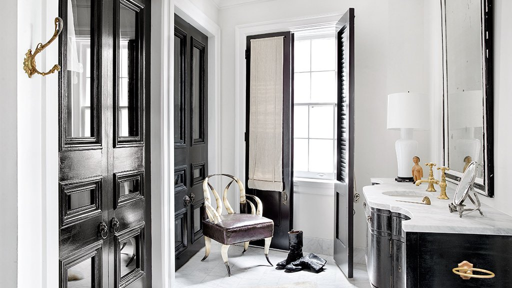 Jaw-dropping Inspiration for Your Master Bathroom from 3 Washington Homes (Including a Famous DC Designer's)