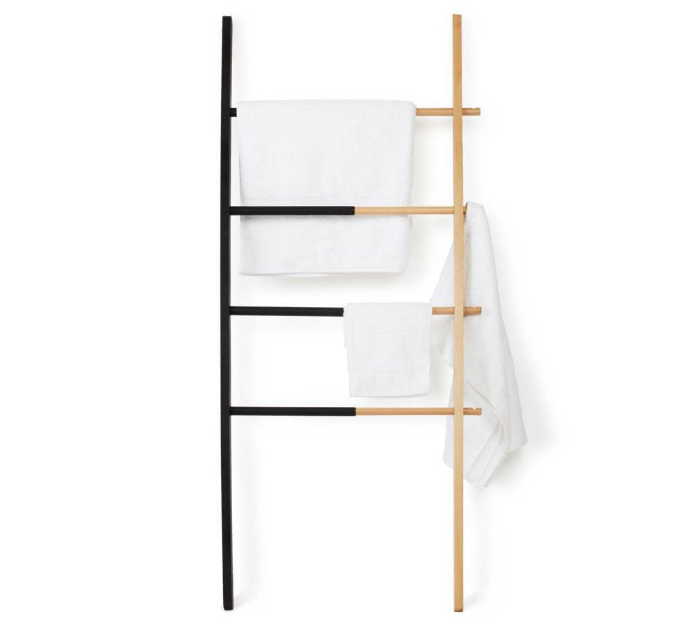 bathroom decor accessories Domino-hub-ladder-by-umbra