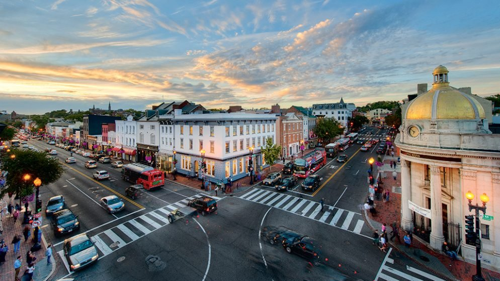 The Best Hotels Around Georgetown