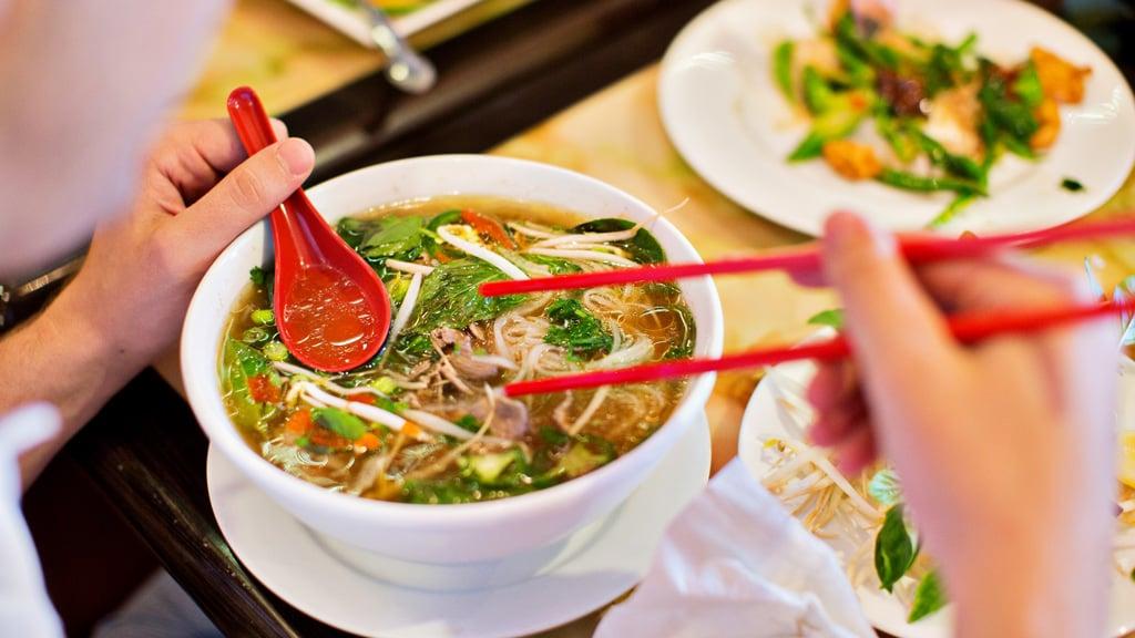 Cheap Restaurants Large Groups. Huong Viet Cheap Eats 2016