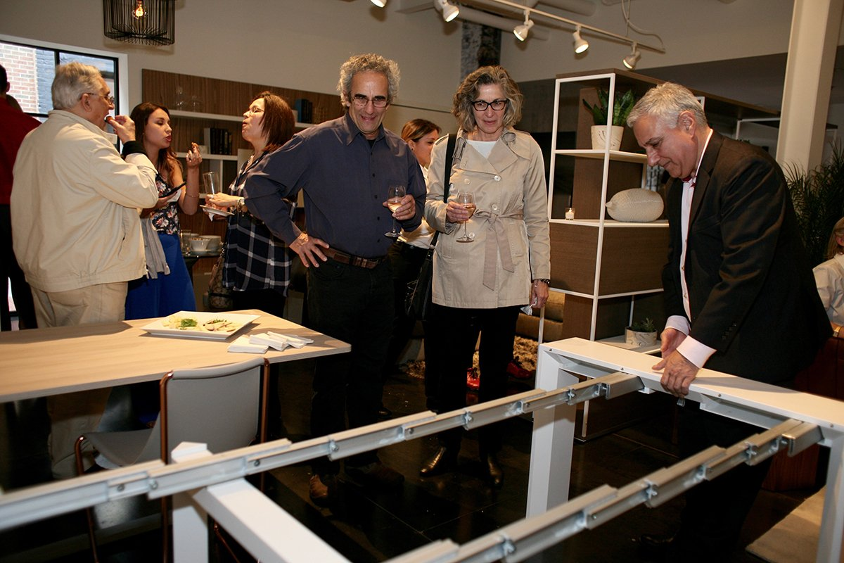 Photos from Resource Furniture's DC launch party