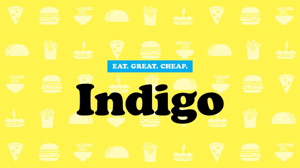 Cheap Eats 2016: Indigo