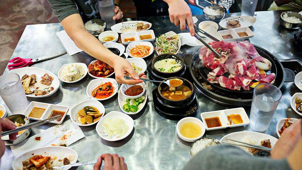 Kogiya Cheap Eats 2016, cheap korean restaurants
