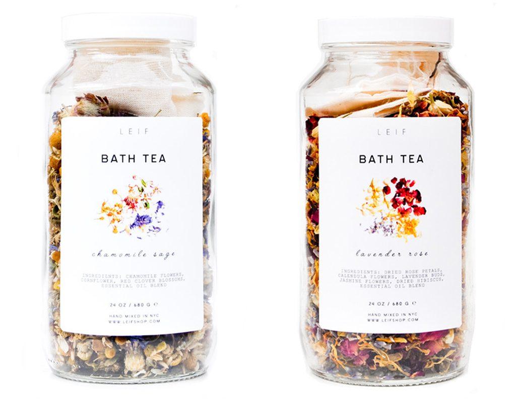 bathroom decor accessories Leif-herbal-bath-tea-soak