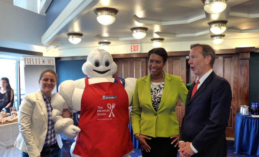The Michelin Guide is Coming to DC in October