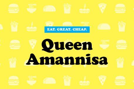 Queen Amannisa