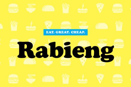 Cheap Eats 2017: Rabieng