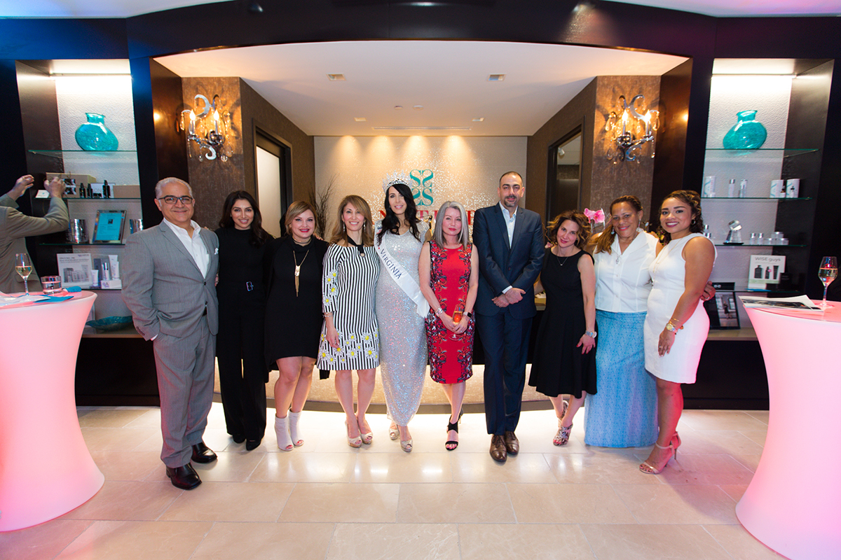 Photos from Sanctuary Cosmetic Center's Anniversary Party