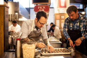 Aaron Silverman of Rose's Luxury Wins the James Beard Award for Best Chef: Mid-Atlantic