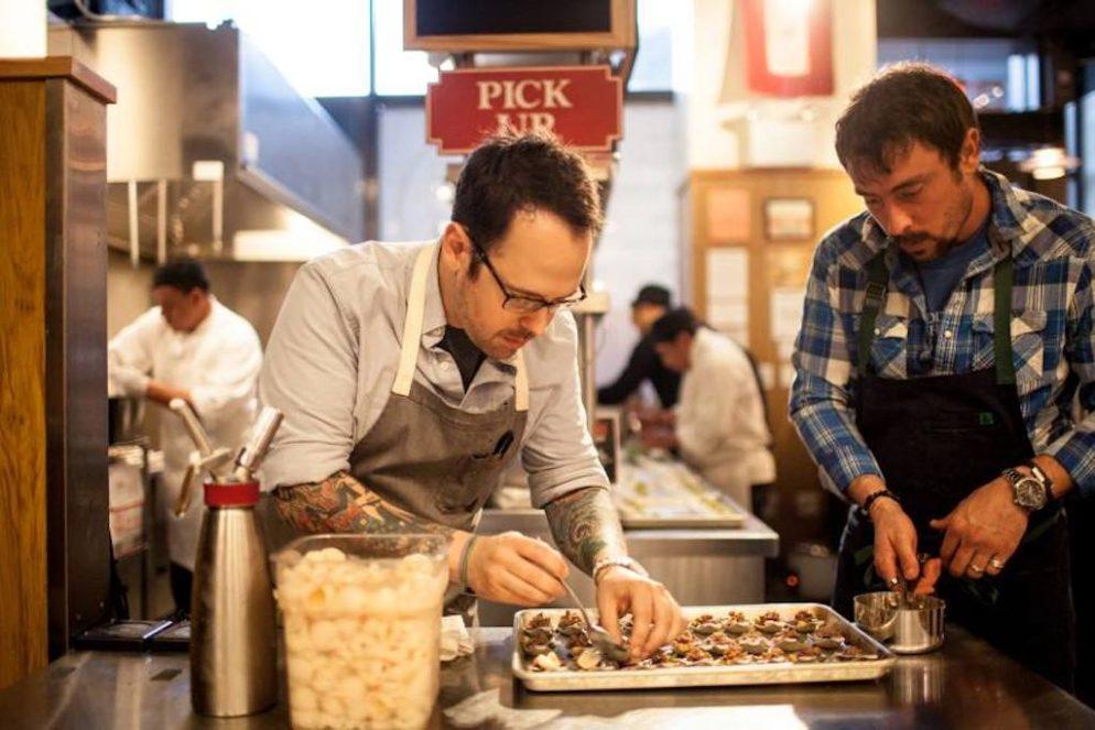 Aaron Silverman of Rose's Luxury Wins the James Beard Award for Best Chef: Mid-Atlantic