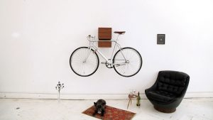 10 Creative, Design-Friendly Ways to Store a Bike