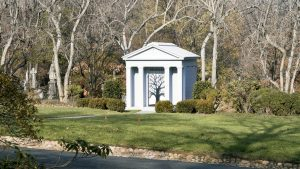 Ben Bradlee's Family Didn't Get a Building Permit for His Mausoleum. That's No Longer a Problem