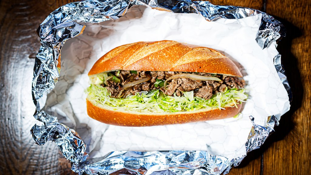Cheap Restaurants Around Fairfax and Vienna. Chase the Submarine cheesesteak.