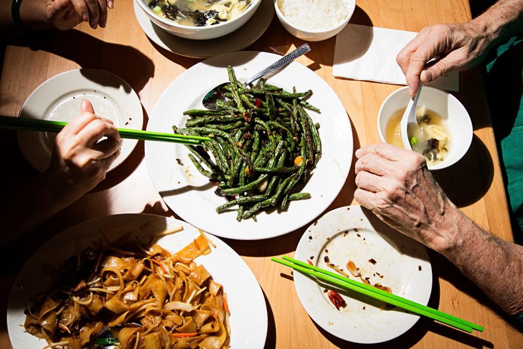 Cheap Restaurants Around Fairfax. Nanjing Bistro