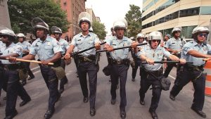 DC's Police Force May Soon Be Majority White