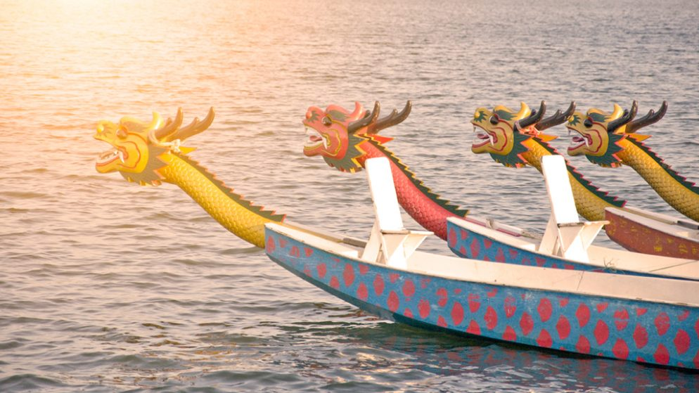 Dragon Boat Racing Is The Super Fun Workout You Never Knew Needed