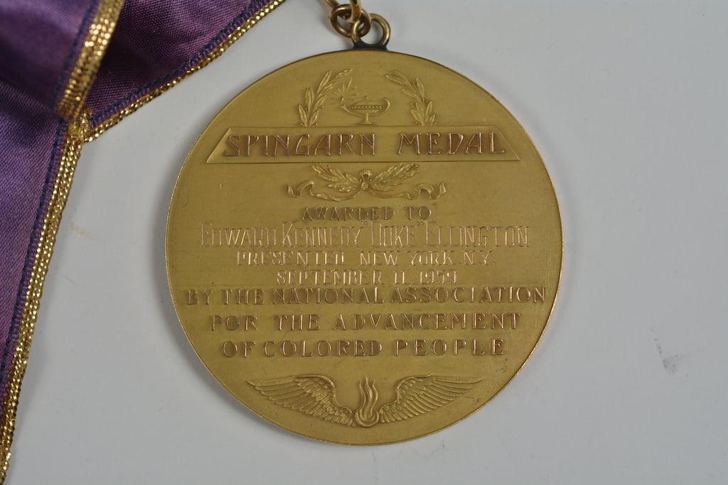 duke medal