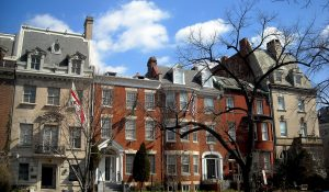 The Obamas Are Moving to Kalorama After the President Leaves Office. Ugh.