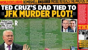 What Does the National Enquirer Have Planned for the General Election? It's Not Saying!
